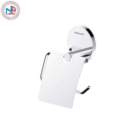 Lô giấy vệ sinh Bravat D7638CP-ENG