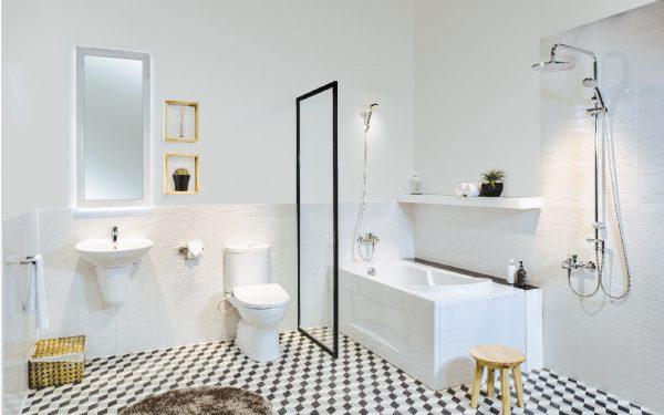 Sen cây âm tường MOONOAH mang đến trải nghiệm thú vị trong phòng tắm