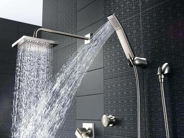 Sen cây tắm âm tường có thiết kế đẹp, sang trọng và hiện đại