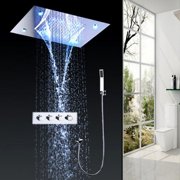 Cách sử dụng sen tắm cây Viglacera đúng cách