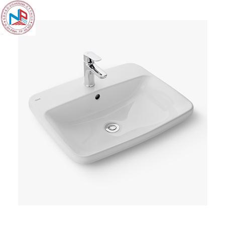 Chậu rửa lavabo Inax L-2398V(EC/FC) đặt bàn