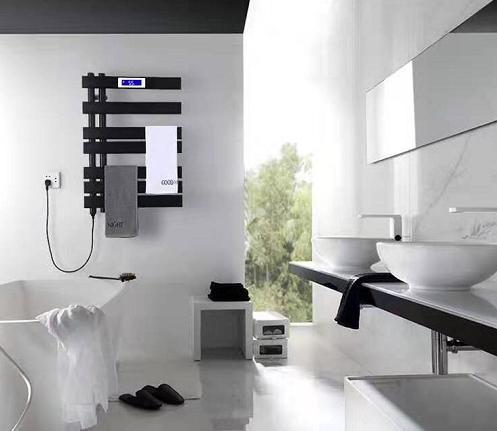 Giàn sấy khăn tắm 601W-WHITE