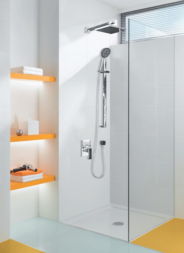 Có nhiều kiểu sen cây tắm để bạn lựa chọn