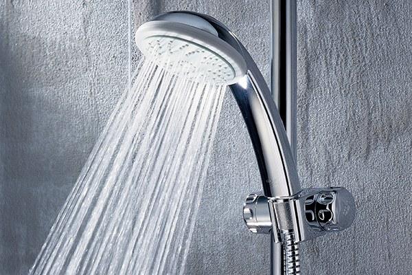 Sen cây tắm âm tường giúp tiết kiệm diện tích không gian tối đa