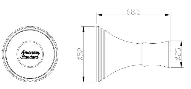 Móc áo American WF-0281