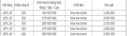 Giá đựng gia vị nan dẹt inox bóng – ray giảm chấn Eurokit JEPL.20