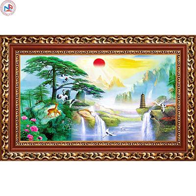 Gạch tranh rồng Anh Khang ANK-A171