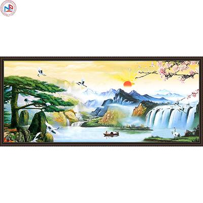 Gạch tranh rồng Anh Khang ANK-A262