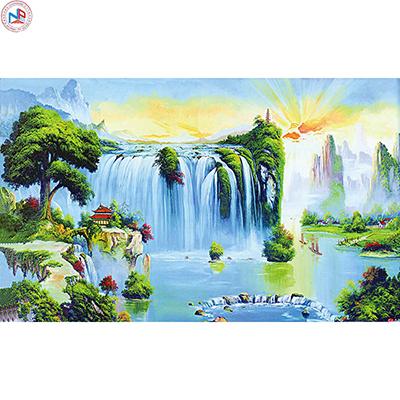 Gạch tranh rồng Anh Khang ANK-A298