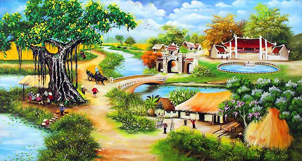 Gạch tranh rồng Anh Khang ANK-DQ02