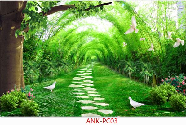 Gạch tranh phong cảnh Anh Khang ANK-PC03