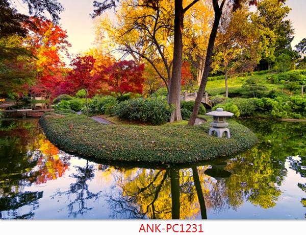 Gạch tranh phong cảnh Anh Khang ANK-PC1231