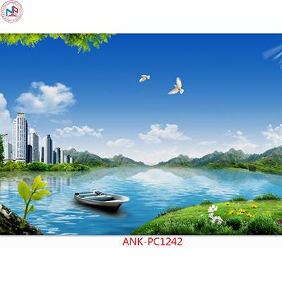 Gạch tranh phong cảnh Anh Khang ANK-PC1242