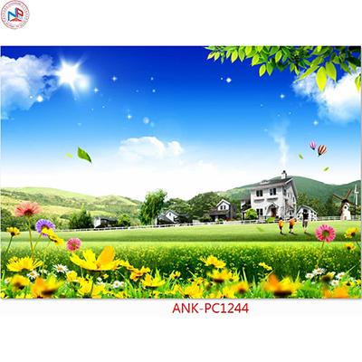 Gạch tranh phong cảnh Anh Khang ANK-PC1244