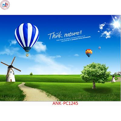 Gạch tranh phong cảnh Anh Khang ANK-PC1245