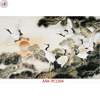 Gạch tranh phong cảnh Anh Khang ANK-PC1304