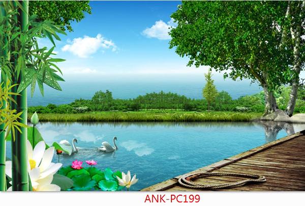 Gạch tranh phong cảnh Anh Khang ANK-PC199