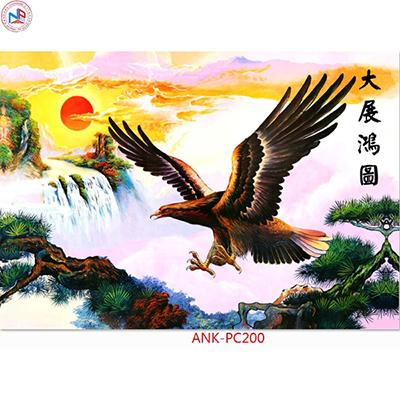 Gạch tranh phong cảnh Anh Khang ANK-PC200
