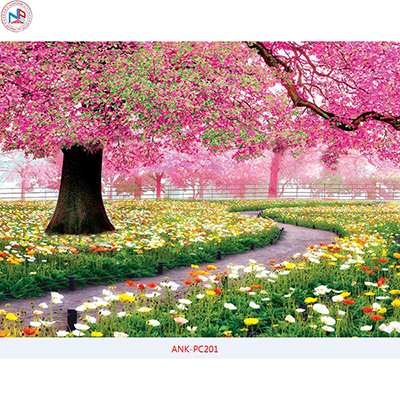 Gạch tranh phong cảnh Anh Khang ANK-PC201