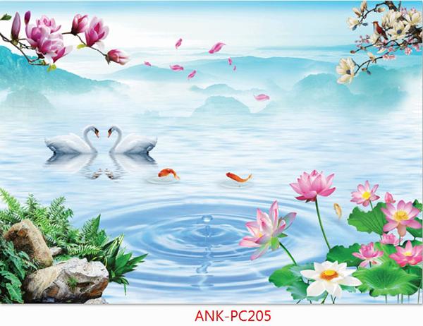 Gạch tranh phong cảnh Anh Khang ANK-PC205
