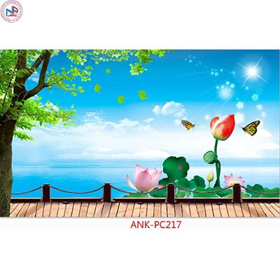Gạch tranh phong cảnh Anh Khang ANK-PC217