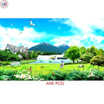 Gạch tranh phong cảnh Anh Khang ANK-PC51
