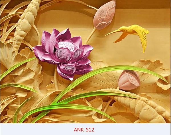 Gạch tranh giả ngọc Anh Khang ANK-S12