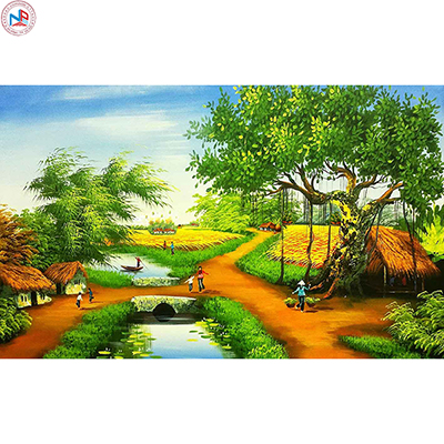 Gạch tranh rồng Anh Khang ANKA393