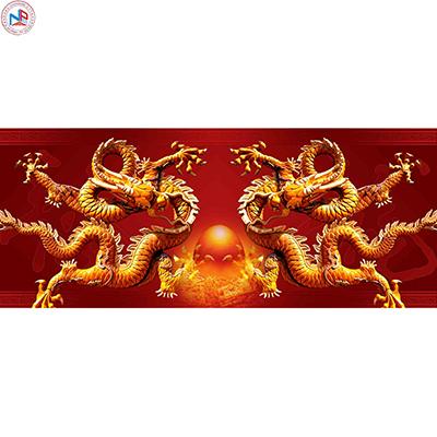 Gạch tranh rồng Anh Khang ANKR1