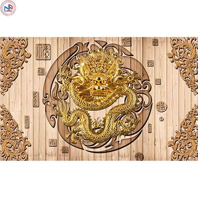 Gạch tranh rồng Anh Khang ANKR14