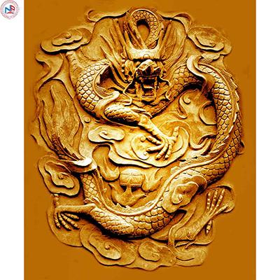 Gạch tranh rồng Anh Khang ANKR4