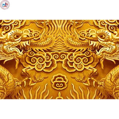Gạch tranh rồng Anh Khang ANKR7