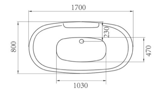 Bồn tắm nghệ thuật Govern JS-6103 new
