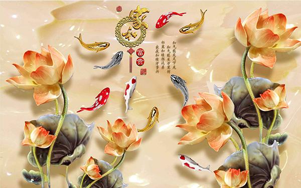 Gạch tranh giả ngọc Anh Khang PH-064