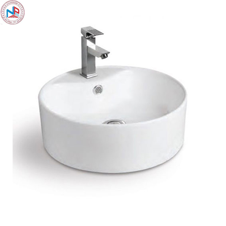 Chậu rửa lavabo Minh Long Vimeco T09 (Ø430×160)
