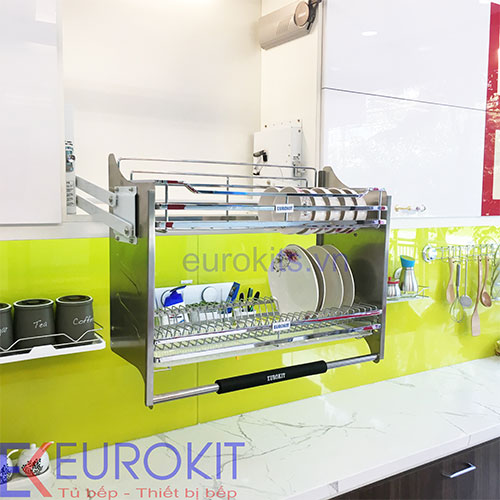 Giá bát đĩa nâng hạ Eurokit UB NEW 900