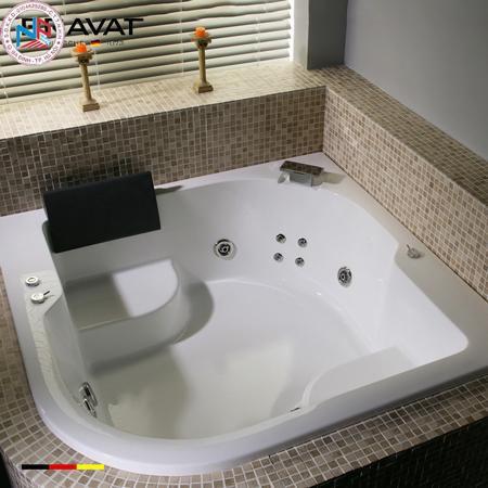 Bồn tắm Bravat B25510W (1.5m)