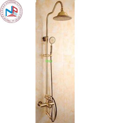Sen cây tắm Cleanmax 9705 mạ đồng