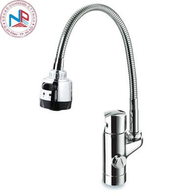 Vòi rửa bát Daeshin DSS-3124 nóng lạnh cần mềm
