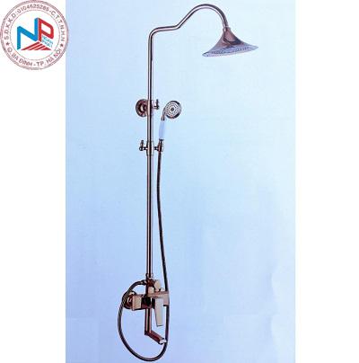 Sen cây tắm Moonoah MN 5953 (Đồng mạ Crom)