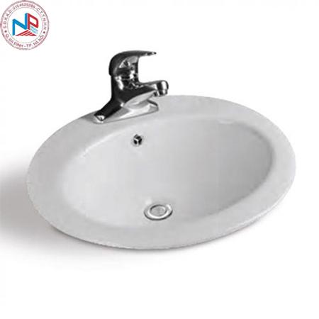 Chậu rửa lavabo Royal RA-2015 dương vành