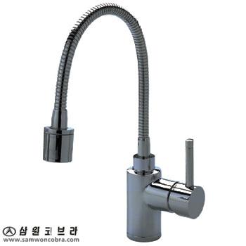 Vòi rửa bát Hàn Quốc Samwon KFL-459 ( 3 đường nước