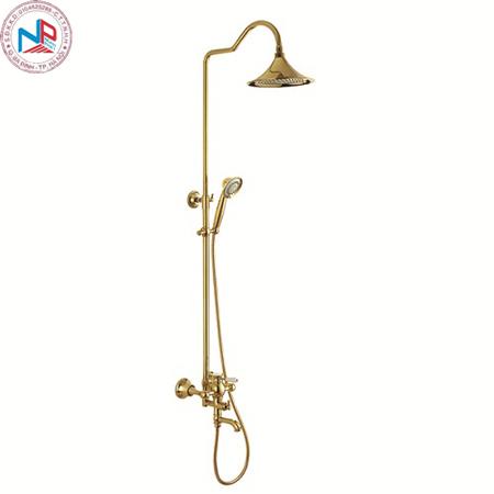 Sen cây tắm Yadanli YDL-9101 mạ vàng
