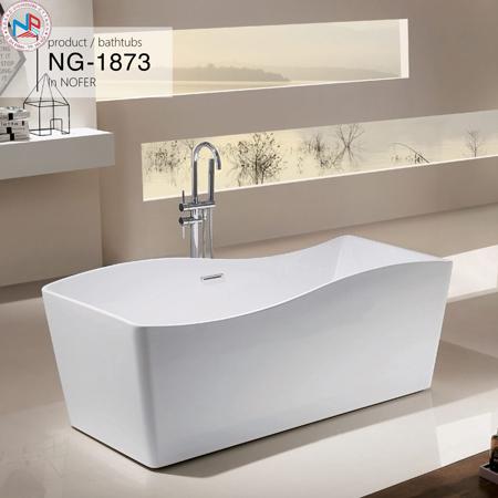 Bồn tắm Nofer NG-1873/1873 Plus