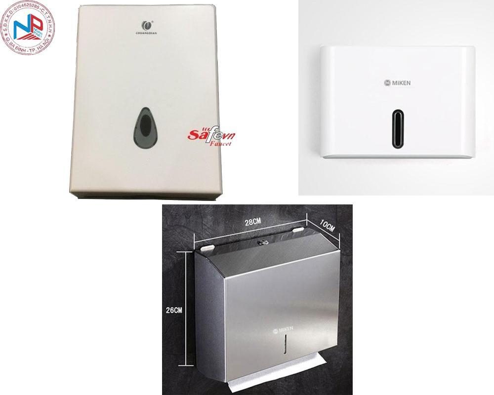 Giới thiệu các mẫu hộp giấy lau tay đẹp chất lượng cao cho phòng vệ sinh