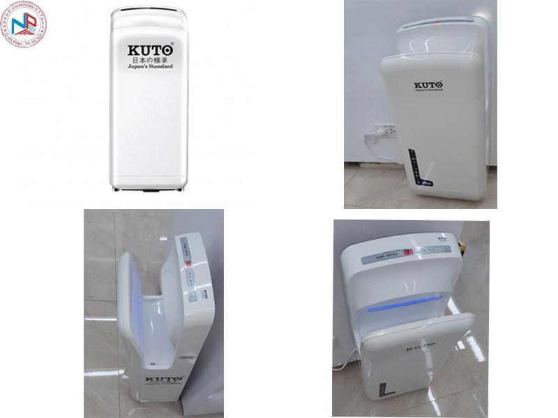 Giới thiệu máy sấy tay Kuto công nghệ mới tốt giá rẻ