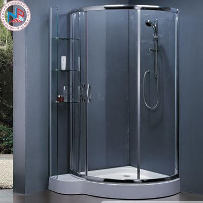Phòng tắm vách kính EuroKing EU-4008B (1120x900x2150)
