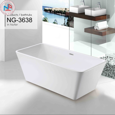 Bồn tắm Nofer NG-3638/3638 Plus