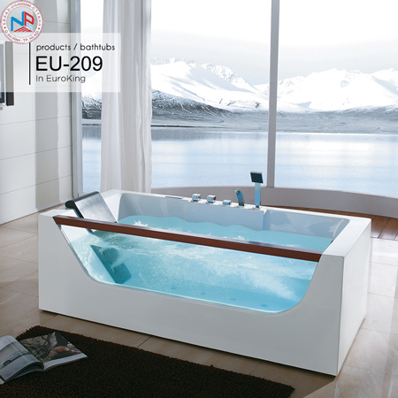 Bồn tắm massage Euroking EU 209