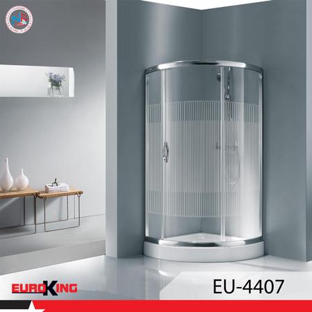 Phòng tắm vách kính EuroKing EU-4407 (920x920x2150)